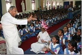 Dada J.P Vaswaniji's Speach to School Children