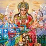 दुर्गा देवी के शस्रों का रहस्य (ज्ञान) !! Devi Durga's Weapons