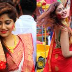 बंगाल में विजयदशमी की धूम, महिलाओं ने सिंदूर खेल खेला