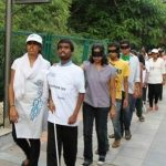 Blind Walk: From Darkness to Light : Initiative by Dialogue Highway & The Project Vision