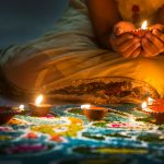 Diwali in South India is more of Lights than Crackers