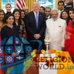 Donald Trump Celebrated Diwali in White House with Indians