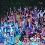अन्तर्राष्ट्रीय बालिका दिवस पर दृष्टिहीन छात्राओं ने स्वच्छता, पर्यावरण, जल और नदियों के संरक्षण की ली शपथ