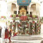 गुरु पर्व पर साठ हजार किलोग्राम फूलों से महकेगा स्वर्ण मंदिर का दरबार साहिब