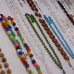 Puducherry : Coimbatore Woman Displays rare collection of Rosaries