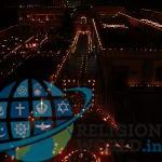 DJJS Celebrates Green Diwali at Nurmahal Ashram, Punjab by Lighting 75,000 Diyas