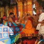 विधि-विधान से ज्योतिष्पीठ के शंकराचार्य बनें स्वामी स्वरूपानंद सरस्वती महाराज