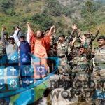 नदियों के पहरेदार बनें, रिस्पना से ऋषिपर्णा यात्रा : स्वामी चिदानन्द सरस्वती ने एक करोड़ धन राशि देने की घोषणा