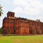 50 Stars of Christmas : Basilica of Bom Jesus, Goa – A finest example of Portuguese influence