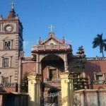 """50 Stars of Christmas"" : Basilica of Holy Rosary Church, Hooghly – A magnificent Church"