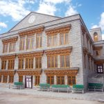 """50 Stars of Christmas"" : Moravian Church, Leh – Highest Church in the Country"