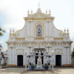 50 Stars of Christmas : Immaculate Conception Cathedral, Puducherry – reminiscent of French history in india
