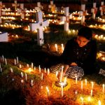 Many Christian denominations remember departed loved on All Soul's Day