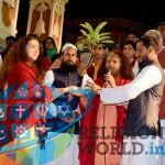 परमार्थ निकेतन में गीता जयंती का जोरदार महोत्सव : नशीले गुटखे के बल पर नहीं बल्कि गीता के गुटके के बल पर जिए जीवन