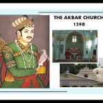 जानिए अकबरी चर्च का इतिहास, यहां मनाया गया था शहर का पहला क्रिसमस