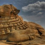 Divine Mysteries : The Mysterious Hanging Pillar at Lepakshi temple
