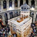 चर्च ऑफ़ होली स्कल्पचरमें है ईसा मसीह का मकबरा : Church of Holy Sepulchre, Last resting place of Jesus Christ
