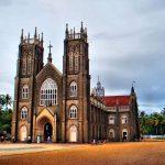 """50 Stars of Christmas"" : St Andrews Basillica, Arthukul Kerala – A tale of Religious Harmony!"