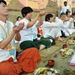 काशी आये 50 जापानियों ने अपनाया हिन्दू धर्म….जानिए इसके पीछे की वजह