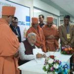 Shree Jogi Swami SGVP Holistic Hospital Opening Ceremony – Ahmedabad