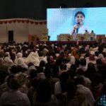 ब्रह्मकुमारी शिवानी के साथ जयपुर की जनता ने लिया सतयुगी दुनिया का संकल्प