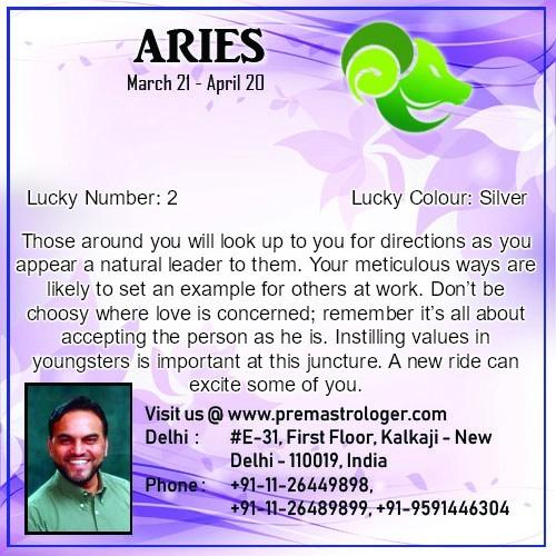 prem kumar sharma daily horoscope pisces