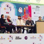 Ajmer Dargah Sharif's Haji Syed Salman Chishty in Jaipur Literature Festival 2018