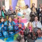 ब्राजील से योग, आयुर्वेद, पचंकर्म, ध्यान एवं भारतीय संस्कृति को आत्मसात करने दल पहुंचा परमार्थ निकेतन