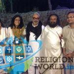 Exclusive : SriSri Ravishankar supports Padmaavat : Special Premiere to SriSri by Sanjay Leela Bhansali