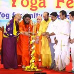 25th World Yoga Festival Inaugurated at Tapobhumi Ashram in Goa
