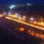 दिव्य ज्योति से जगमगाया राजिम कुंभ, एक साथ तीन लाख दिए हुए रोशन, बना रिकार्ड