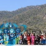 नदियों के संरक्षण का संकल्प लेकर परमार्थ निकेतन से विदा हुये चीन से आये योगी
