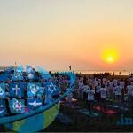 गोवा में संपन्न हुआ भव्य विश्व योग फेस्टिवल