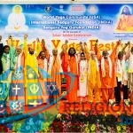 With Grandness and Magnanimity World Yoga Festival Concludes on Goa, India