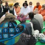 सर्वधर्म संसद के धर्मगुरुओं ने अमर शहीद कैप्टन कुंडु के परिवार से की मुलाकात