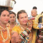 Telangana : Unique Tradition of 'Shiva Brides' on Sri Ramnavami continues at Vemulawada