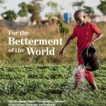 For the Betterment of the World : Publication explores advancements in development efforts worldwide