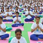 Yoga can help school children manage anxiety & stress : Tulane University study