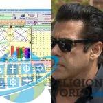 सलमान खान की जन्मकुंडली : करियर, प्रसिद्धि, विवाद और जेल