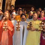 स्वामी चिदानन्द सरस्वती जी महाराज ने गंगा आरती के माध्यम से दिया हिन्दु-मुस्लिम एकता का संदेश