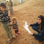 THE FORGOTTEN YAZIDI WOMEN OF IRAQ : Khalsa Aid