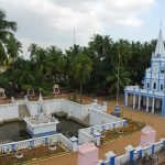 The nine – day Festival begins at Our Lady of Lourdes in Villianur