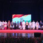 नागपुर में विश्व शांति व समानता अन्तर्राष्ट्रीय सम्मेलन का समापन समारोह
