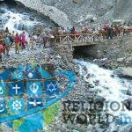 अमरनाथ यात्राविशेष: बाबा बर्फानी की यात्रा आरंभ, पहला जत्था हुआ रवाना