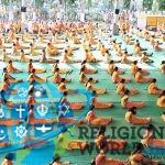 योग दिवस : गायत्री परिवार के योगाचार्य अनेक देशों में करायेंगे योग