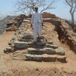 गुजरातके तारंगा हिल्स में खोदाई के दौरान मिला बौद्ध स्तूप