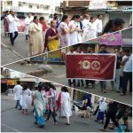 Pimpri wakes up to AaoJyotJagaein sounds of the Name Divine