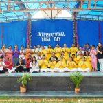 International Yog Day celebrated in Women Jail, Tihar Prisons