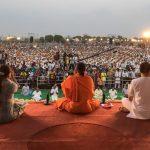 विश्व योग दिवस विशेष: स्वामी रामदेव ने किया सबसे विशाल योग आयोजन