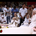Antim Darshan & Mahasamadhi of Revered Dada J. P. Vaswani held on July 13, 2018